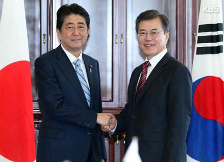 韓日首脳 平昌開会式前に会談へ