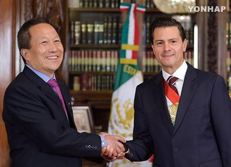 メキシコ、北韓大使を追放へ 核やミサイル理由に