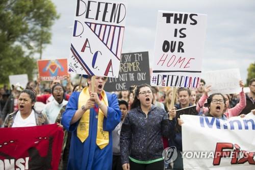 UC Schools Sue Trump Over Ending DACA