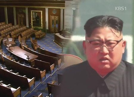 美国会和媒体要求政府对北韩采取单边制裁措施