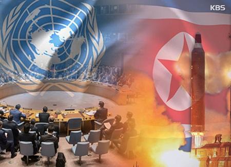 الصين ترحب بقرار الأمم المتحدة بشأن كوريا الشمالية