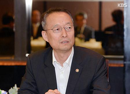 Trade Minister: Will Tackle Korea-US FTA Revisions Based on Nat'l Interest, Balancing Interests