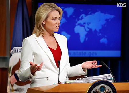 """미국 국무부 """"안보리 결의안은 '바닥' 수준…더 강한 제재 가능"""""""