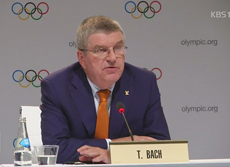 Presiden IOC : Korut Tidak Menjadi Ancaman Bagi Olimpiade Pyeongchang