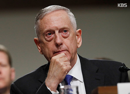 Mattis sticks with current U.S. nuclear framework