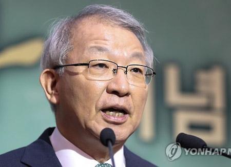 """양승태 대법원장, """"사법 독립"""" 강조"""