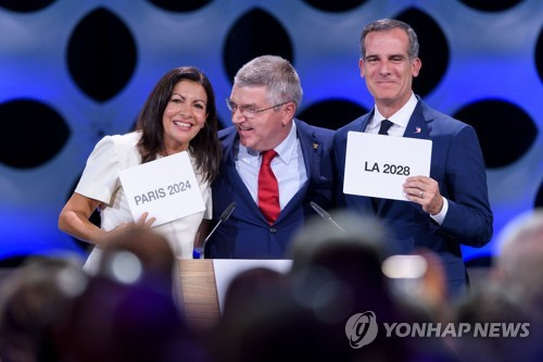 Paris, Los Angeles Confirmed as Hosts of Olympics