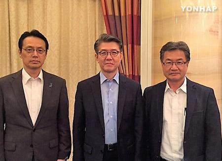韓•日•米6か国協議首席代表  今週中にそれぞれ会談