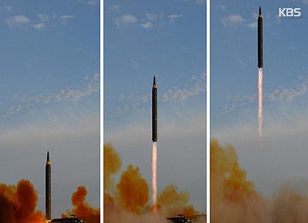 Selon Séoul, Pyongyang est dans la dernière phase pour se doter d'un ICBM