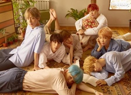 El nuevo álbum de BTS encabeza la lista de iTunes en 73 países