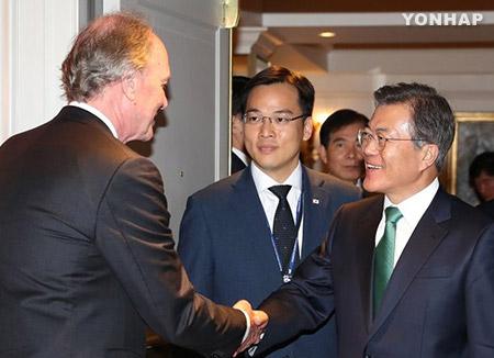 Юг стремится к совместному с Севером участию в Олимпиаде в Пхёнчхане