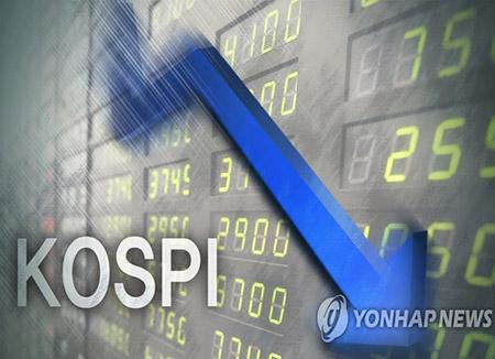 La Bourse de Séoul s'effondre et passe sous les 2 000 points