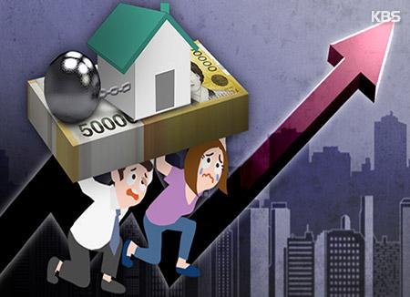 Le fardeau de la dette des ménages sud-coréens atteint un record historique