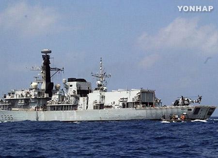 وحدة تشونغ هيه البحرية الـ26 تتوجه إلى المياه الصومالية