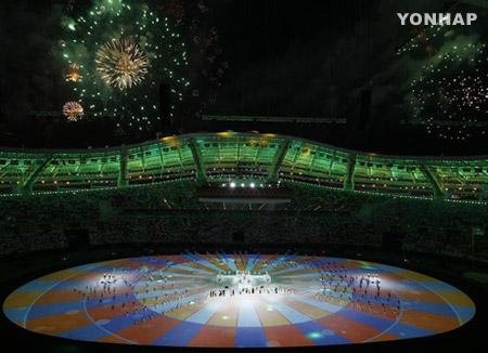 한국, 아시아실내무도대회 금 15·은 11·동 15로 종합 7위