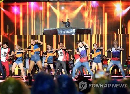 경남 창원에서 29일 'K-POP 월드 페스티벌'