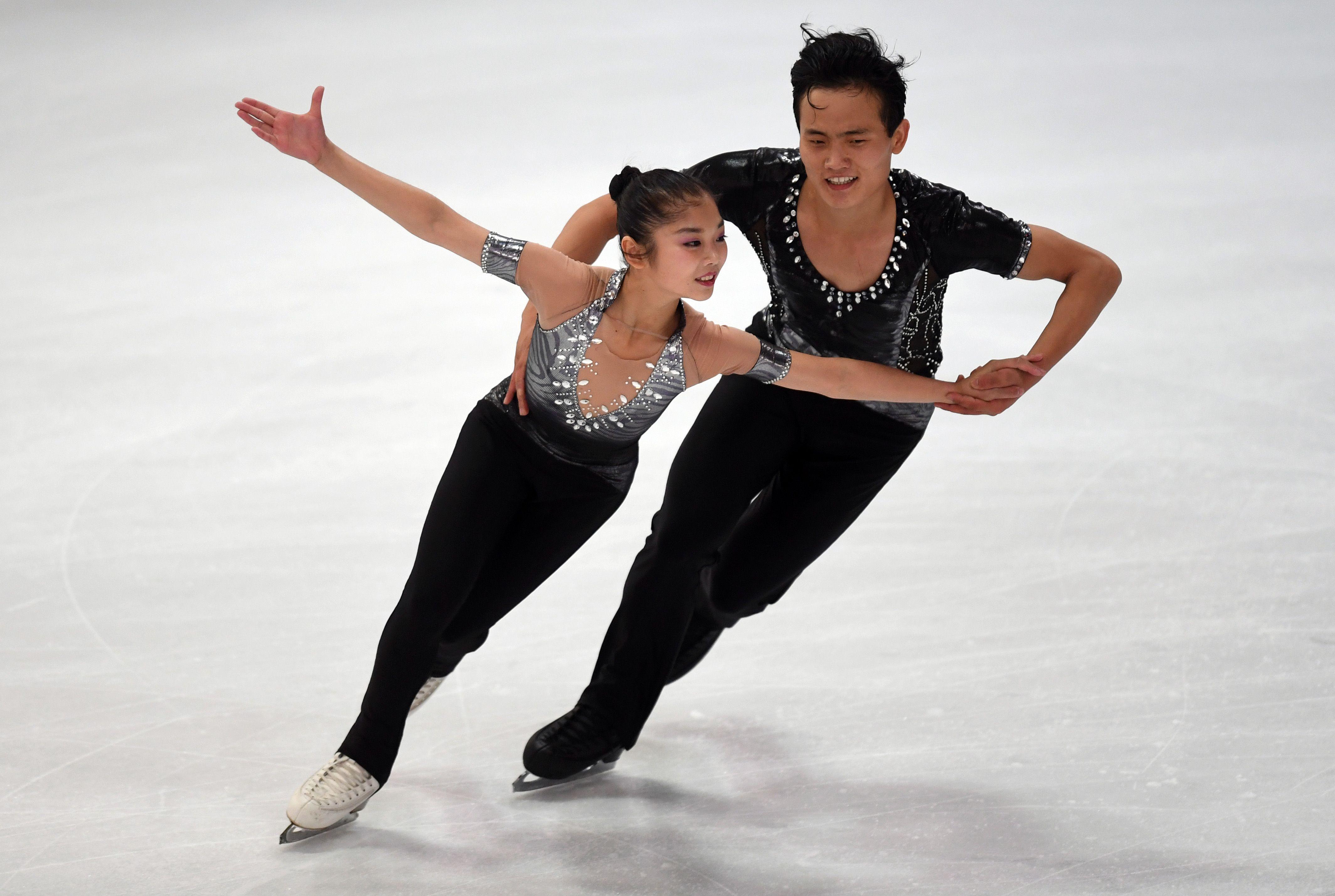 N. Korean Figure Skating Pair Qualifies for PyeongChang 2018