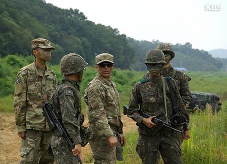 ВС РК проведут учения по переброске войск