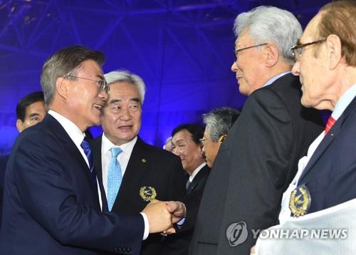 """청와대 """"북 평창 피겨티켓 획득 환영…많은 선수단 참석 계기되길"""""""