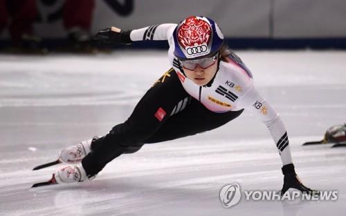 Shorttrack: Choi Min-jeong nach 500 Meter-Finale disqualifiziert