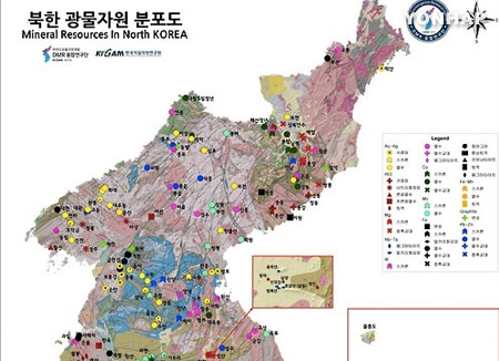 Report: China Dominates N. Korean Mineral Resources Development Project
