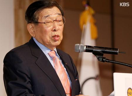 '한국스포츠 거목' 김운용 전 IOC 부위원장 타계