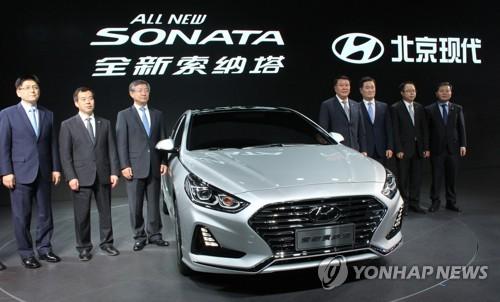 Hyundai Motor's Sales in China Top 85,000 in Sept.