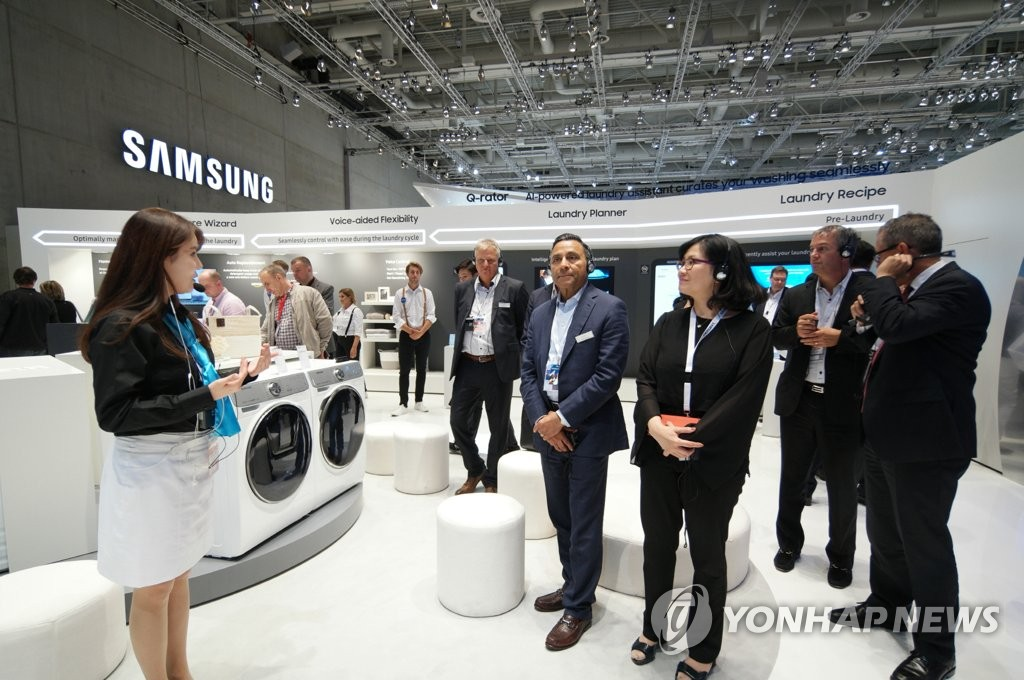 US Trade Panel Finds Samsung, LG Washers Hurt Domestic Industry