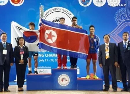 米国務省 「重量挙げ選手権参加ビザ 北韓は17日まで申請を」
