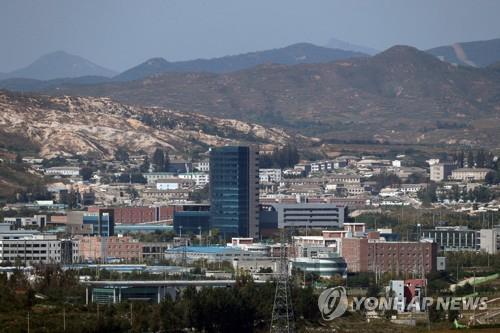 開城工業団地の韓国側企業家 北韓訪問申請へ