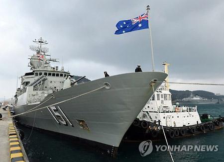 """호주 국방 """"한국군 참여 합동훈련 늘리겠다"""""""
