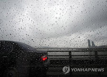 Las temperaturas caen marcadamente tras la lluvia otoñal