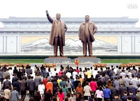 북한, 창당일에 도발 없이 북한 전역서 각지서 공연·무도회