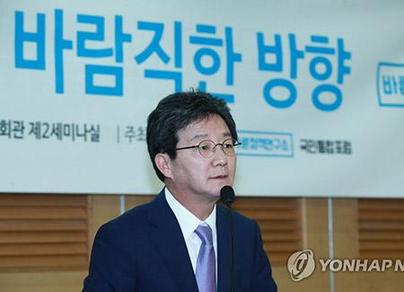 """유승민 """"홍준표, 한국당 지지도나 신경써라...우리 길 간다"""""""
