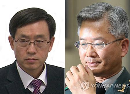 검찰, '군 정치개입 의혹' 연제욱·옥도경 자택 등 압수수색
