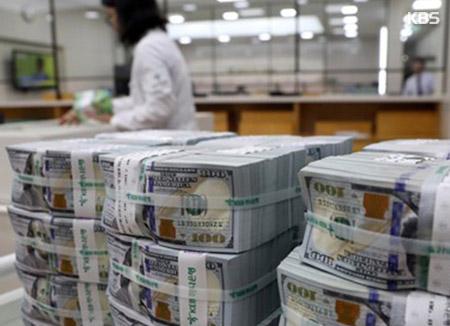 Объём валютных резервов РК сократился