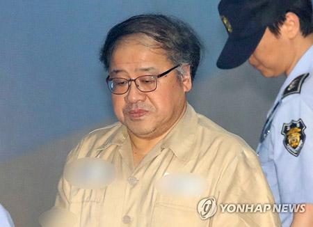 안종범 수첩에 현직 대법관 이름…청와대, CJ사건 청탁 정황