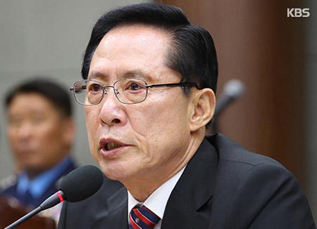 """송영무 """"한국 제외 미국 단독으로 전쟁하는 일 없을것"""""""