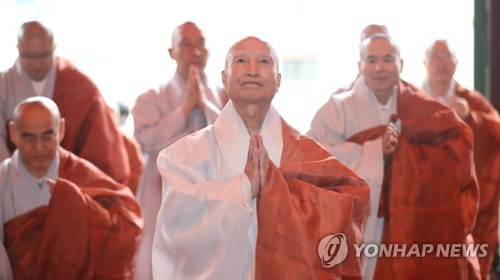Ven. Seoljeong Elected to Head S. Korea's Biggest Buddhist Order