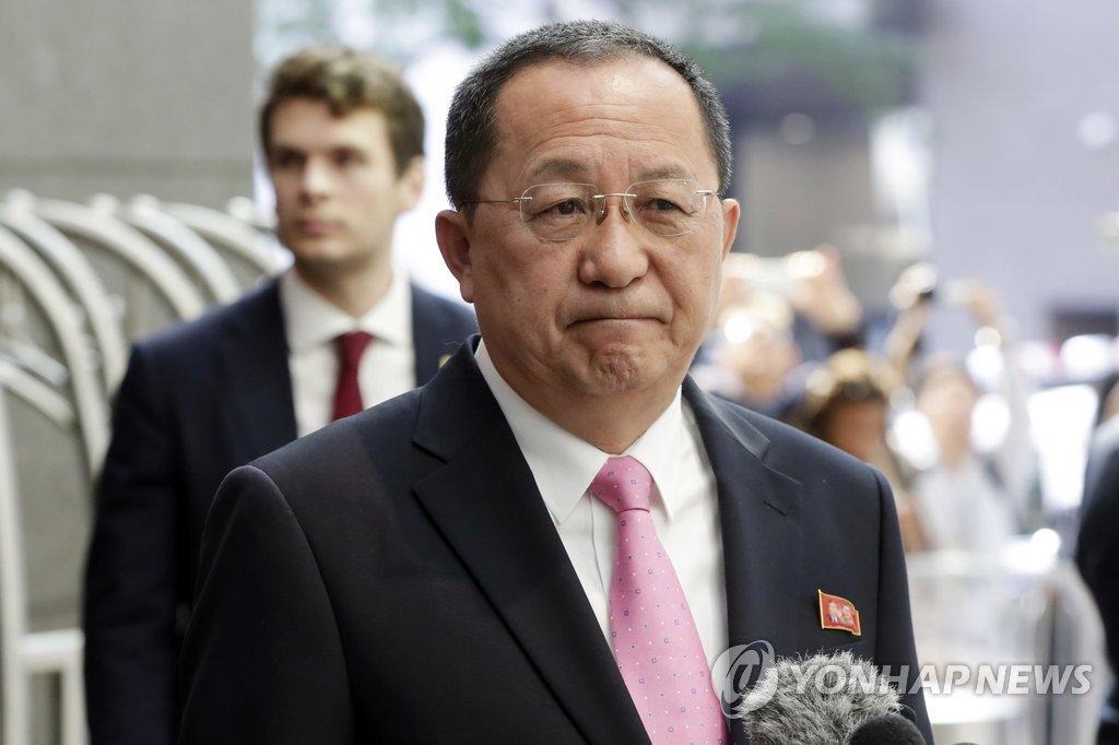 كوريا الشمالية تعيد التأكيد على رفضها للمفاوضات النووية