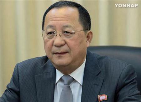 Ли Ён Хо: Диалог с Югом невозможен, поскольку он проводит согласованную с США внешнюю политику