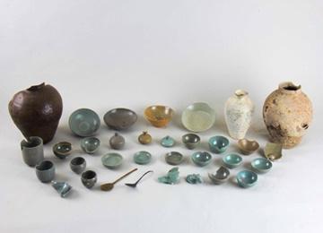 120 Relikte vor Südwestküste Koreas entdeckt