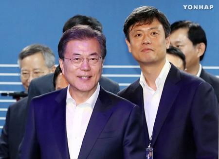 Un 73% de surcoreanos aprueba la gestión de Moon Jae In