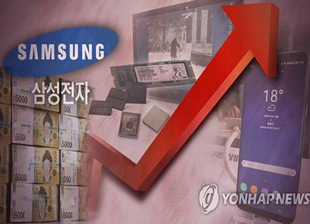 В третьем квартале у компании Samsung Electronics рекордные показатели