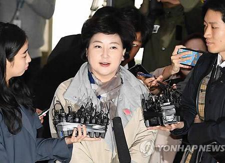 '김광석'부인 서해순 경찰 출두...소송사기 의혹 등 조사