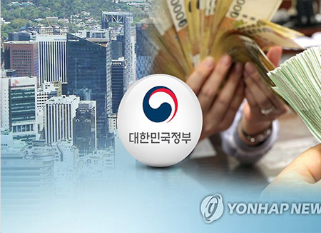 S. Korea's Tax Revenue Increases Through August