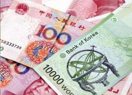 韓中 通貨スワップ協定を3年延長