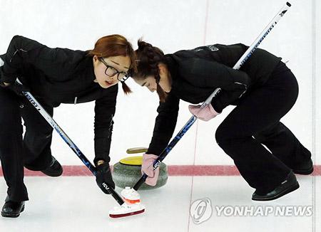 여자컬링 대표팀, 핀란드 투어 대회서 우승