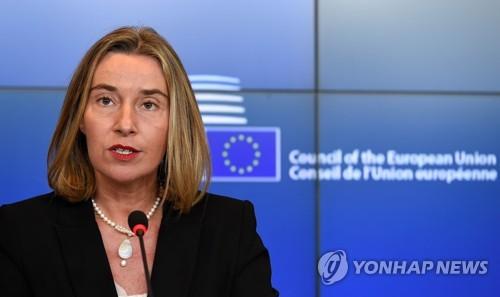 EU 独自の対北韓制裁の導入を決定