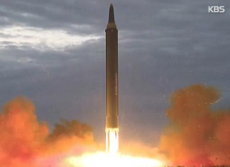 Pyongyang ne voit pas l'intérêt d'un dialogue avec Washington avant le développement de son ICBM